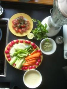 Abwechslungsreiche Rezepte für die leichte Sommerküche
