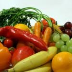 Vitamingehalt von Obst und Gemüse im Vergleich